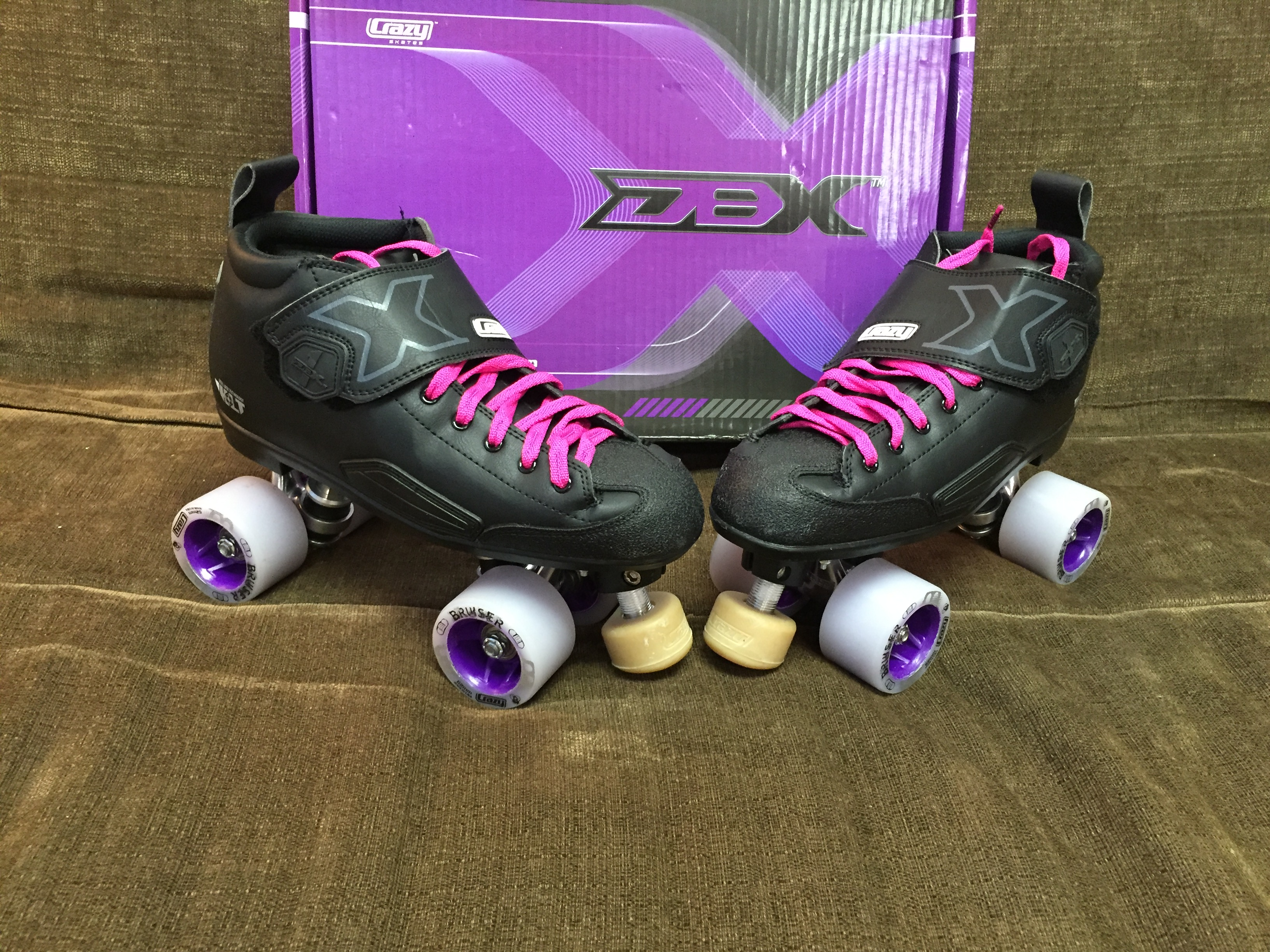 DERBY LITE'ly Used & New Skates, Gear & Accessories